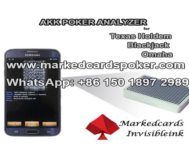 poker analyzer device