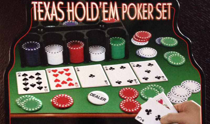Play Texas Holdem For Free No Money